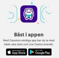 Apps Casumo